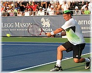 Legg Mason Tennis Classic, Washington DC - 2009